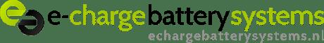 e-charge batterij opslag systemen