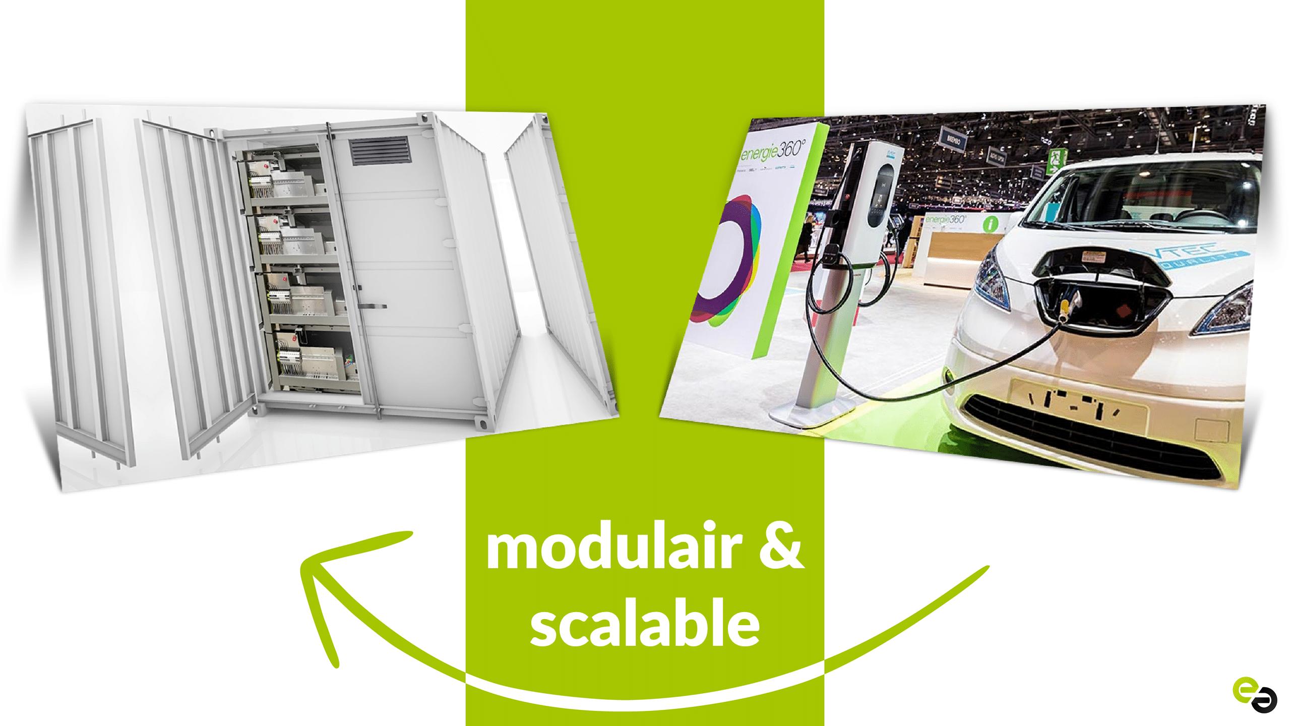 modulair bouwsysteem
