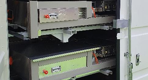 Met hot swapping sneller configureren en makkelijker service en onderhoud